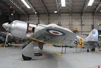 N20MD @ EGSU - Exhibited at Imperial War Museum , Duxford
