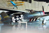 N47DD @ EGSU - Exhibited at Imperial War Museum , Duxford ex Peruvian Air Force