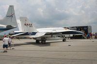 N843NA @ DAY - NASA F-18A