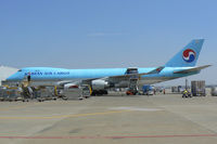 HL7437 @ DFW - Korean Air Cargo at DFW