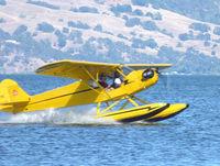 N98509 - Clear Lake, CA - by Bill Larkins