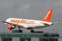 G-EZTG @ EGCC - easyJet - by Chris Hall