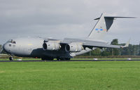 03 @ EHLW - NATO SAC C-17A 03 seen here arriving at Leeuwarden Open House - by Nicpix Aviation Press/Erik op den Dries