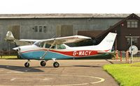 G-WACY @ EGTB - Ex: F-GDOZ - Owned by; Wycombe Air Centre Ltd - by Clive Glaister