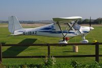 G-IBAZ @ X3CX - Parked at Northrepps. - by Graham Reeve