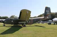 63-9756 @ KWRB - De Havilland C-7B - by Mark Pasqualino