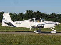 C-GMCE @ KOSH - EAA AirVenture 2011 - by Kreg Anderson