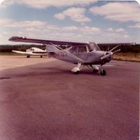 C-FTEY - Photo taken at Forestville, Quebec, Canada in 1979. Was owner at the time. Flew 600 hours in it. - by Simon Langis