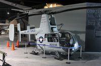 58-1833 @ KWRB - Kaman HH-43A - by Mark Pasqualino
