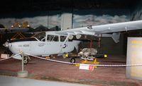 67-21380 @ KWRB - Cessna O-2A - by Mark Pasqualino