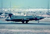 XV344 @ LMML - Buccaneer XV344/035 809Sqd Royal Navy