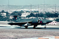 XV359 @ LMML - Buccaneer XV359/034 809Sqd Royal Navy