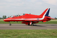 XX294 @ LIPI - Red Arrows - by Loetsch Andreas