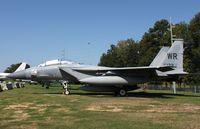 76-0132 @ KWRB - McDonnell Douglas F-15B - by Mark Pasqualino