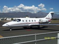 N140QS @ POC - Parked in front of Norm's Hangar (Restaurant) - by Dwight Siebert