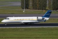 EW-301PJ @ EBBR - decelerating after touchdown