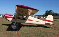 N140PD @ KFFC - Cessna 140A - by Mark Pasqualino
