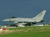 1005 @ LMML - Typhoon ZK064(1005) Royal Saudi Air Force - by raymond