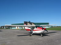 C-GDNA @ NT7 - C-GDNA taken at Picton airport, Picton Ontario - by Dave Carnahan