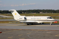 N40VK @ PDK - Aircraft Trust & Financing Corp 2010 Hawker Beechcraft Hawker 4000 N40VK taxiing to RWY 2R for departure to Tampa Int'l (KTPA).