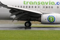 PH-HZE @ AMS - Transavia - by Chris Jilli