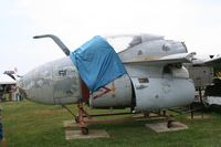 156981 @ YIP - EA-6A - by Florida Metal