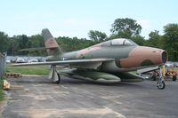 51-9501 @ YIP - F-84 Thunderstreak - by Florida Metal