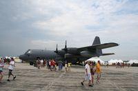 66-0223 @ YIP - Air Force HC-130P - by Florida Metal