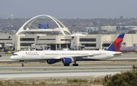 N582NW @ KLAX - Arriving at LAX - by Todd Royer