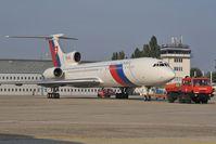 OM-BYO @ LZIB - Slovak Government Tupolev 154