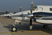 OM-FLY @ LZIB - Beech King Air 200