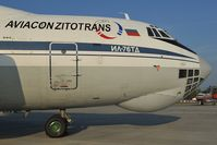 RA-76483 @ LZIB - Aviacon Zitotrans Ilyushin 76