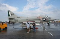 N49WH @ YIP - A-4 Skyhawk