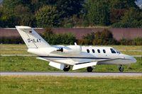 D-ILAT @ EDDS - Cessna 525 Citation Jet - by Jerzy Maciaszek