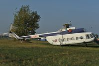 B-8427 @ LZIB - Slovak Air Force Mil Mi8