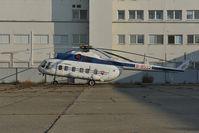 B-8532 @ LZIB - Slovak Air Force Mil Mi8