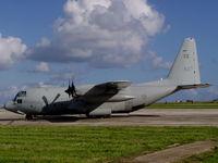 84007 @ LMML - C130H Hercules 84007 Swedish Air Force - by raymond