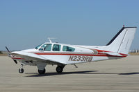 N233RB @ CPT - At Cleburne Municipal