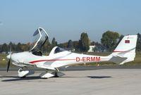 D-ERMM @ EDVE - Aquila AT-01 A210 at Braunschweig-Waggum airport - by Ingo Warnecke