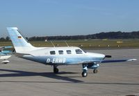 D-ERWB @ EDVE - Piper PA-46-350P Malibu Mirage at Braunschweig-Waggum airport - by Ingo Warnecke