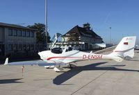 D-ENSM @ EDVE - Aquila AT-01 A210 at Braunschweig-Waggum airport - by Ingo Warnecke