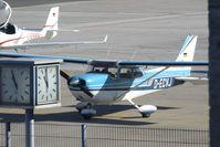 D-ECVJ @ EDVE - Reims / Cessna FR.172J Reims Rocket at Braunschweig-Waggum airport - by Ingo Warnecke