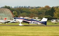 G-RVCL @ EGLD - Based at EGLD - by Clive Glaister