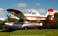 N8512L @ 3B1 - at Greenville Airport ME - by J.G. Handelman