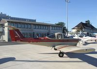 D-EYDT @ EDVE - Piper PA-38-112 Tomahawk II at Braunschweig-Waggum airport - by Ingo Warnecke