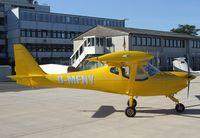 D-MFNY @ EDVE - B&F Funk FK.9 Mk IV at Braunschweig-Waggum airport - by Ingo Warnecke