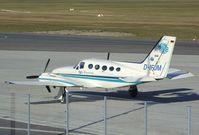 D-IFJM @ EDVE - Cessna 421 C Golden Eagle of Air Braunschweig at Braunschweig-Waggum airport
