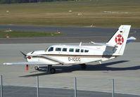D-ICCC @ EDVE - Reims / Cessna F406 Caravan II at Braunschweig-Waggum airport
