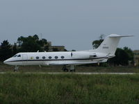 830500 @ LMML - C20 Gulfstream 830500 US Navy - by raymond