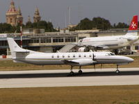 900530 @ LMML - C26Metroliner 900530 US Navy - by raymond